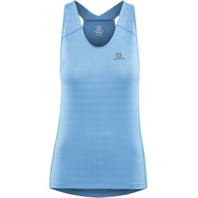 Salomon XA Running Shirt sleeveless Women blue
